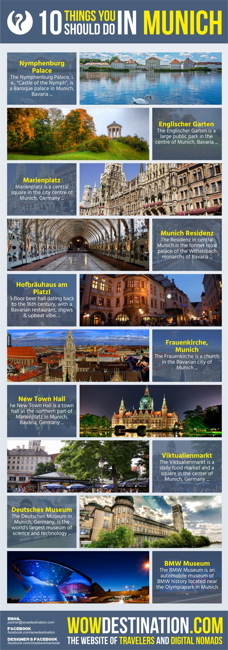 the 10 most important things you should do in #Munich, if you are #traveling to …