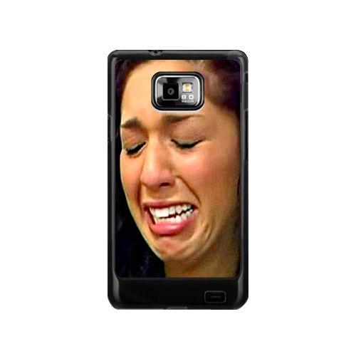 teen mom farah abraham funny ugly  samsung galaxy s2 i9100 case