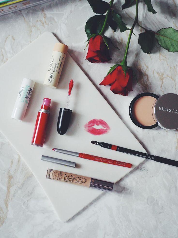 Red Lips // In 6 Schritten zu einem perfekten Kussmund