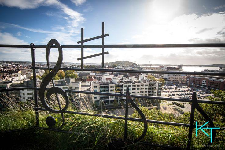 Baneheia Kristiansand Norway