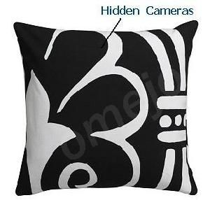 Omejo Spy Pillow Hidden Camera