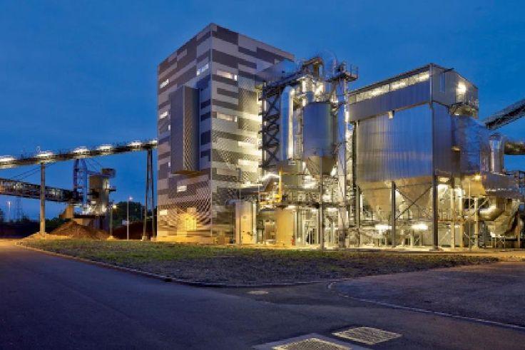 énergie biomasse | À Metz, la centrale à biomasse d'UEM a coûté 50 millions d ...