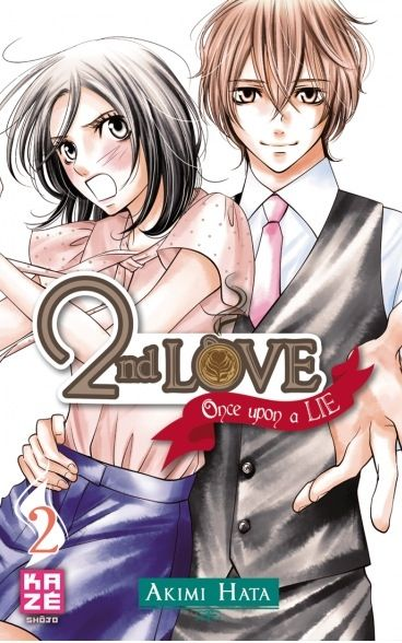 Couverture 2nd love : Once upon a lie, tome 2