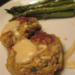 Lemon Sauce for Salmon Patties Allrecipes.com..... very delish, make it again