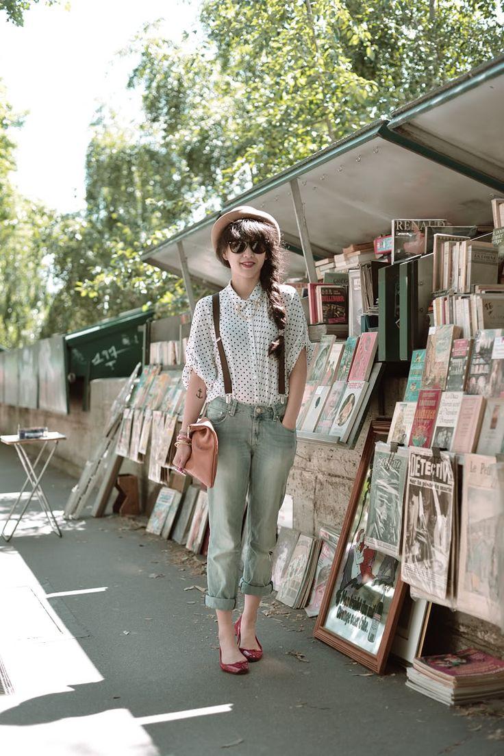 Le dressing de Leeloo: °°° Paris mon amour ♥