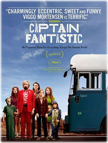 Captain Fantastic - 2016