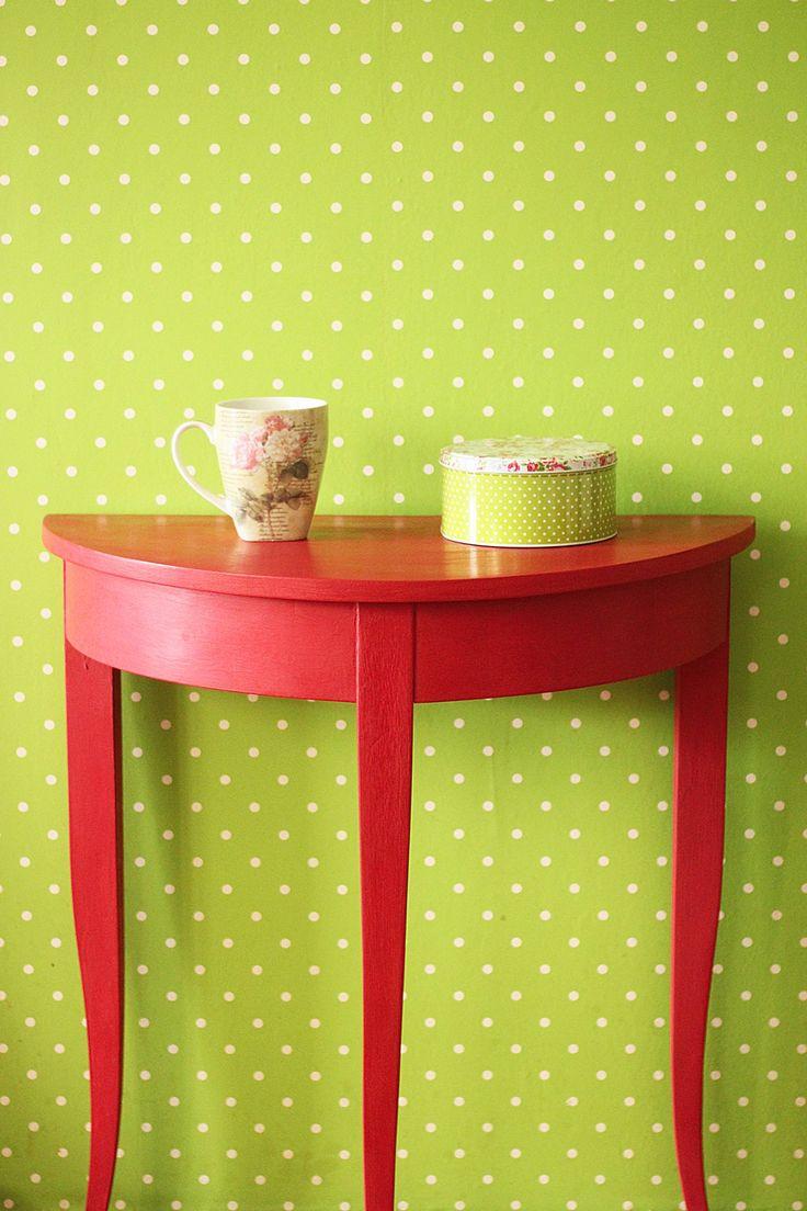 vinterio furniture green dots