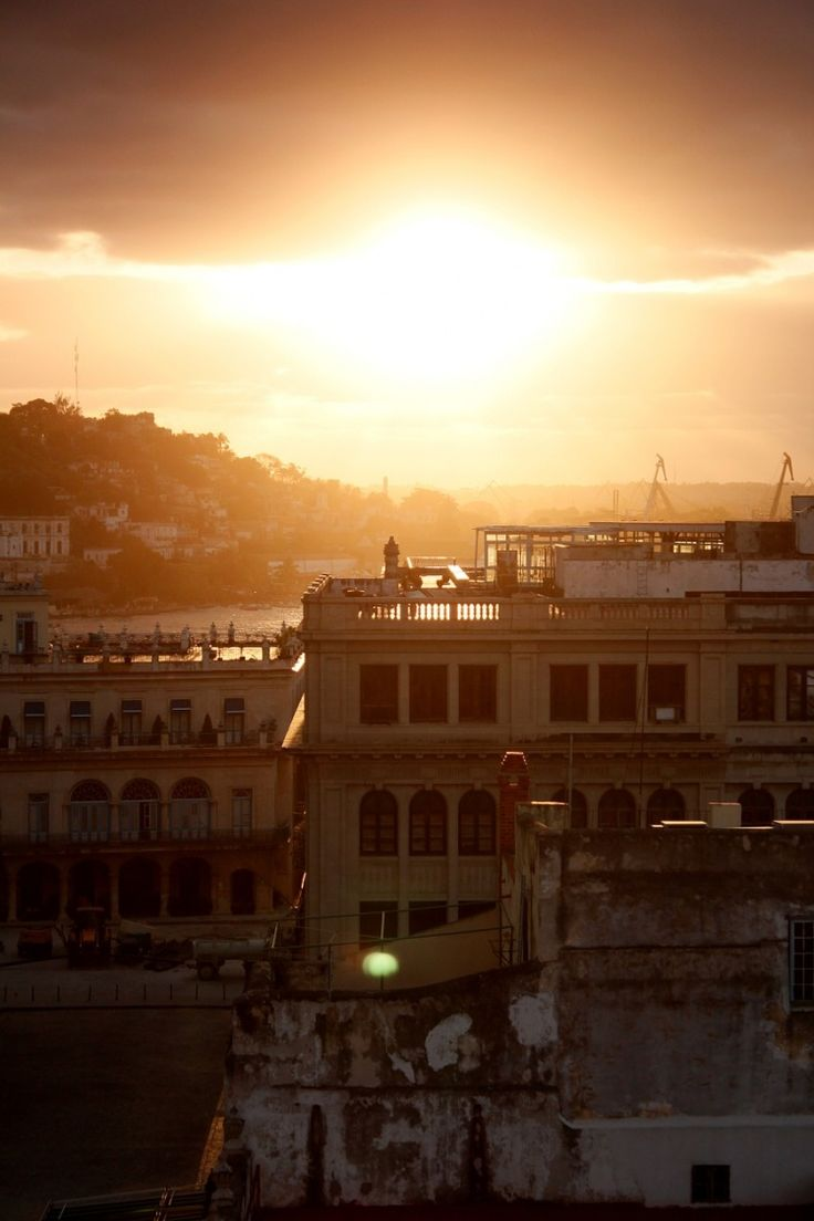 Havana, Cuba's colorful capital, is known for the Spanish colonial architecture of its 16th-century Old Havana core, including Castillo de la Real fort, now a maritime museum, and the pre-revolutionary Capitolio. #Cuba #Havana #his_orange