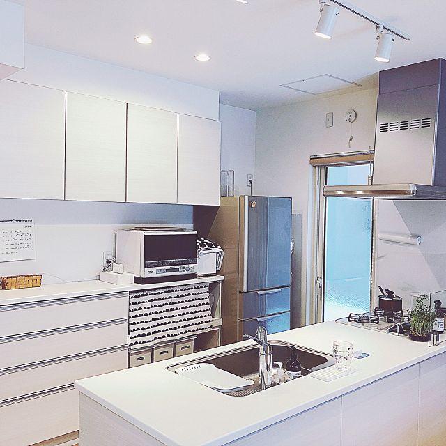 キッチン 色移り 人工大理石 白いキッチン タカラスタンダード などのインテリア実例 2018 01 31 17 07 28 Roomclip ルームクリップ 白いキッチン キッチン タカラスタンダード