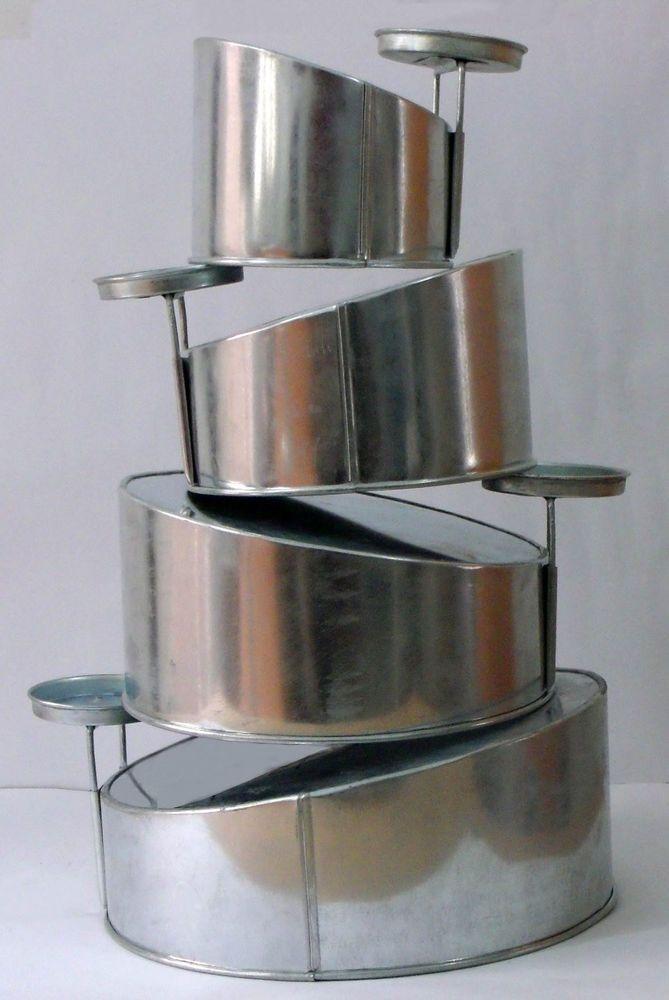 En Dehors De L Europe Mod 232 Le Round Topsy Turvy Cake Pans