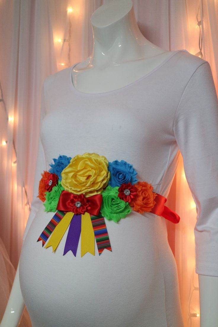 Fiesta Mexican Baby Shower Themed Mommy To Be Baby Shower Corsage Maternity Floral Sash 2019 Mexican Baby Shower Fiesta Baby Shower Baby Shower Corsage