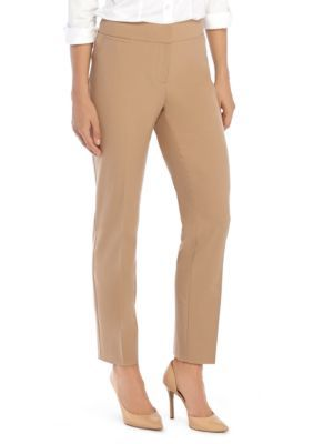 The Limited Women's Skinny Pant - Camel - 14
