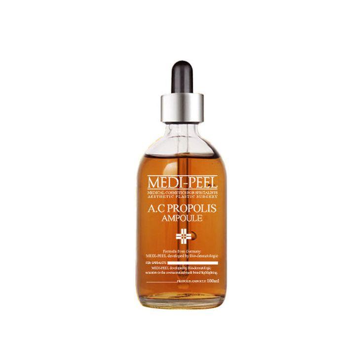 Medi-Peel A.C Propolis Ampoule 100ml Serum - Skin Care Anti-Aging Anti-Wrinkle #MEDIPEEL