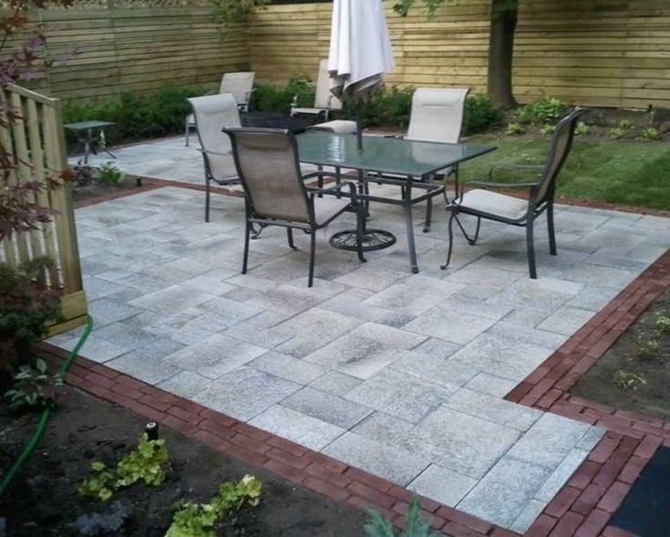 41 best patio ideas images on pinterest | outdoor ideas, backyard ... - Different Patio Ideas