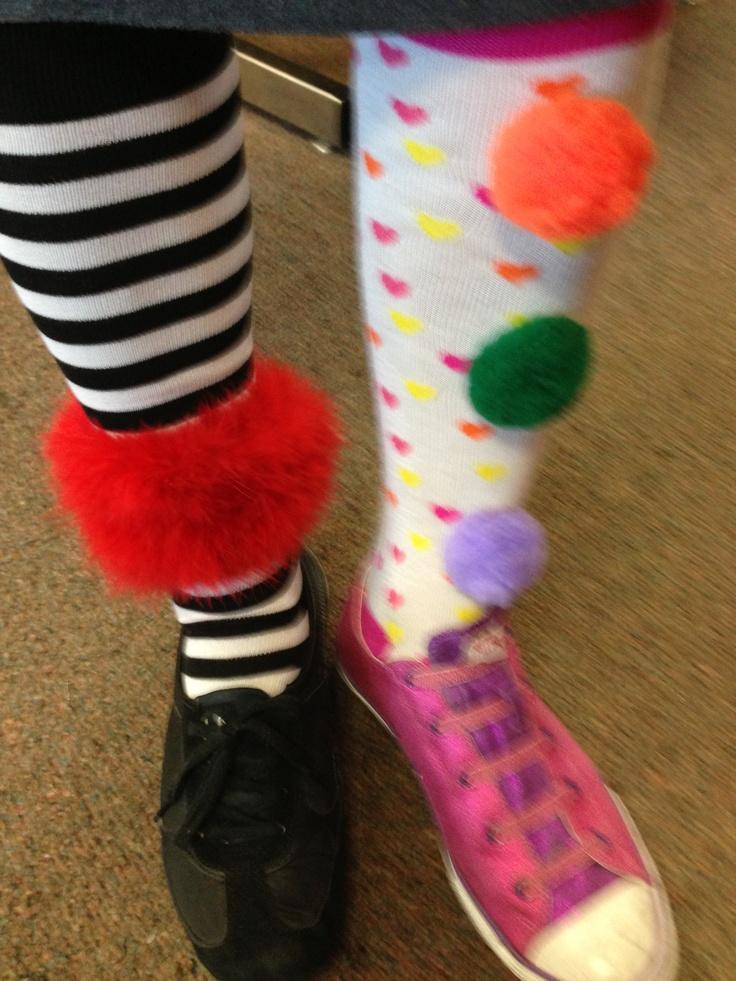 27 best images about Crazy socks on Pinterest Boot socks