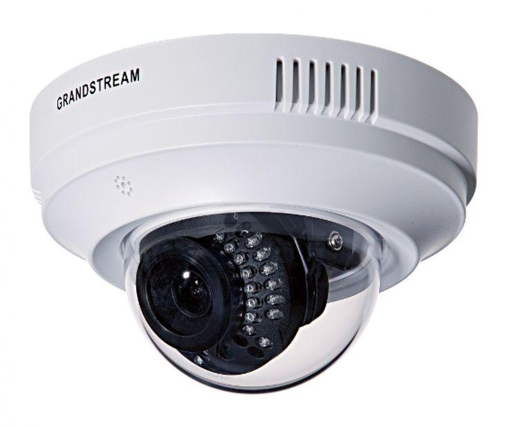 Grandstream GXV3611IR-HD GXV3611IR-HD Grandstream GXV-3611IR_HD фиксированная купольная IP-камера с инфракрасной подсветкой (ИК) и высоким разрешением. Широкоугольный объектив 2.8 мм идеально подходит для мониторинга предметов в помещениях банков, гостиниц, магазинов, офисов или входов в здание. Камера самостоятельно настраивает экспозицию благодаря датчику процессора (ISP), что позволяет добиться высокого качества при любом освещении. Объединение GXV3611IR_HD с GVR3550 Video Recorder (в…