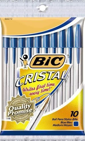 Bic Coupon: Pens, Only $0.25 at Walmart!