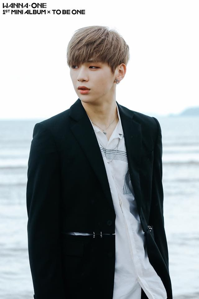 Wanna One | 1st mini album × to be one | Kang Daniel #Burn_It_Up