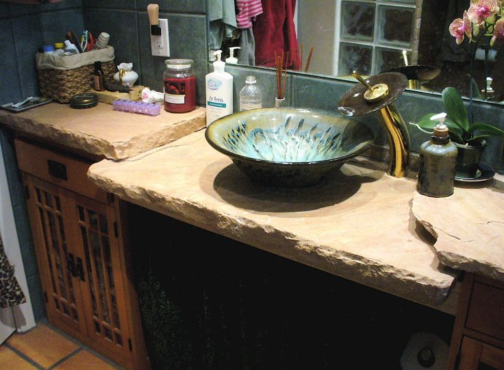 Lovely Bathroom Sinks   You Recently Saw This Nicely Done Vanity In The Post: