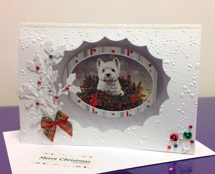 wonderful westie christmas pollyanna pickering - Christmas Pollyanna