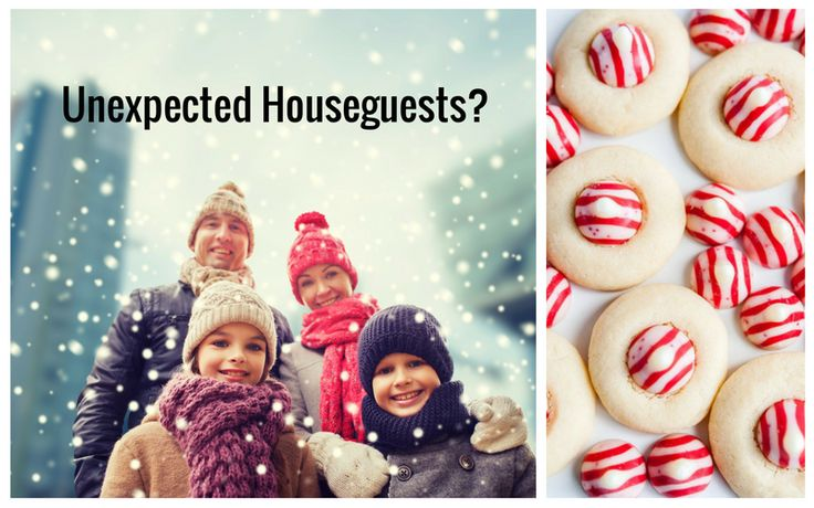 Be the perfect host this Hoiliday Season and make sure your guests make it all the way through the night! We are here to help!  #holidays #guests #food #desserts #cookies #Snow #winter #family