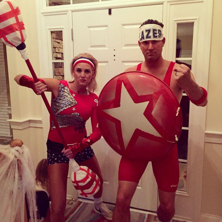 American Gladiators Costume