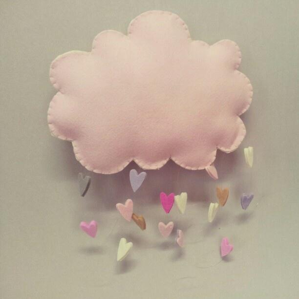 Nuvole amorose by La Sartoria dei Confetti on Etsy