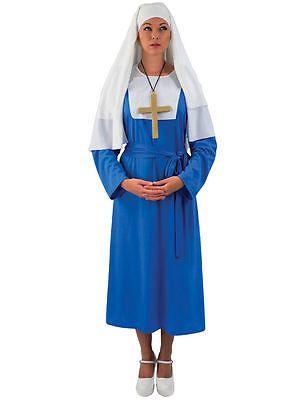 Blue-Nun-Fancy-Dress-Costume