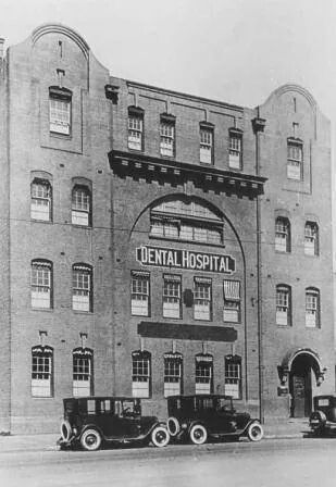 Central,Sydney Dental Hospital in yesteryears.A♥W