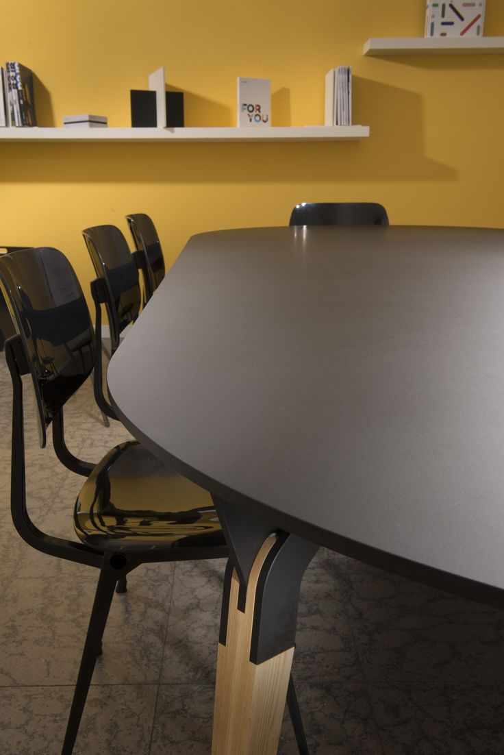 Add some style to your office space with FENIX NTM super matte surfaces for interior design.