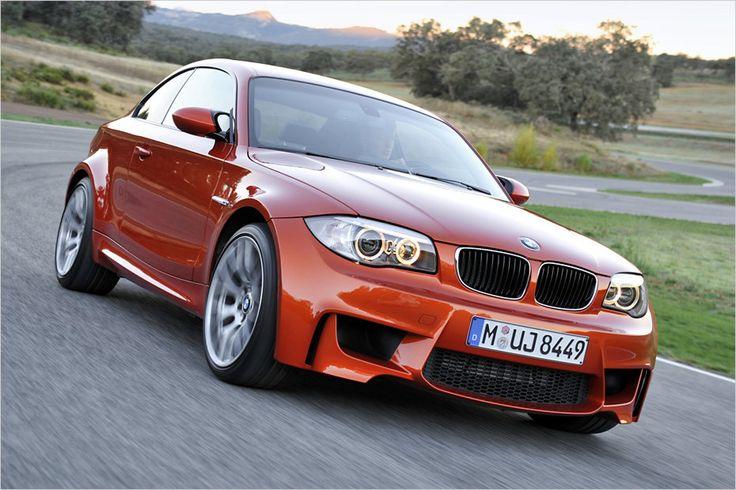 BMW 1er M Coupé (2010)