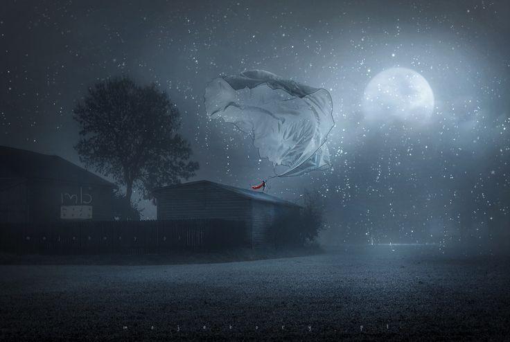 boy on the roof by Mariusz Warsinski on 500px