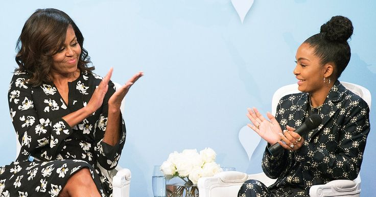 'Blackish' star Yara Shahidi got into multiple colleges, thanks to her 4.6 GPA — and a letter of recommendation from Michelle Obama. Read more!