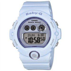 Baby-G... birthday present maybe?
