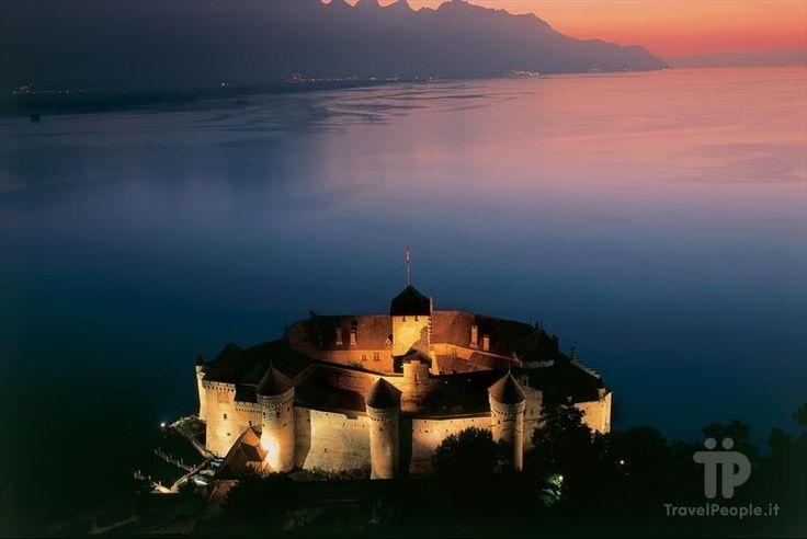 Castello di Chillon - Montreux