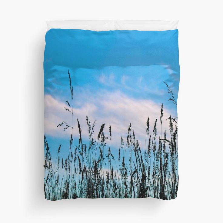 Shadows in the Wind - Duvet Cover - by vampyba