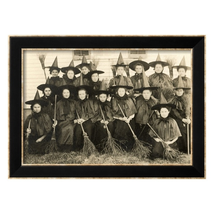 so awesome - School for Witches Art print - must have this! This is totally me! bl