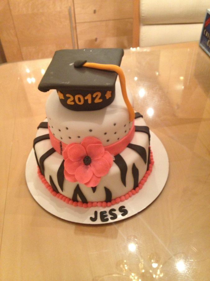 How To Make A Graduation Cake Ideas
