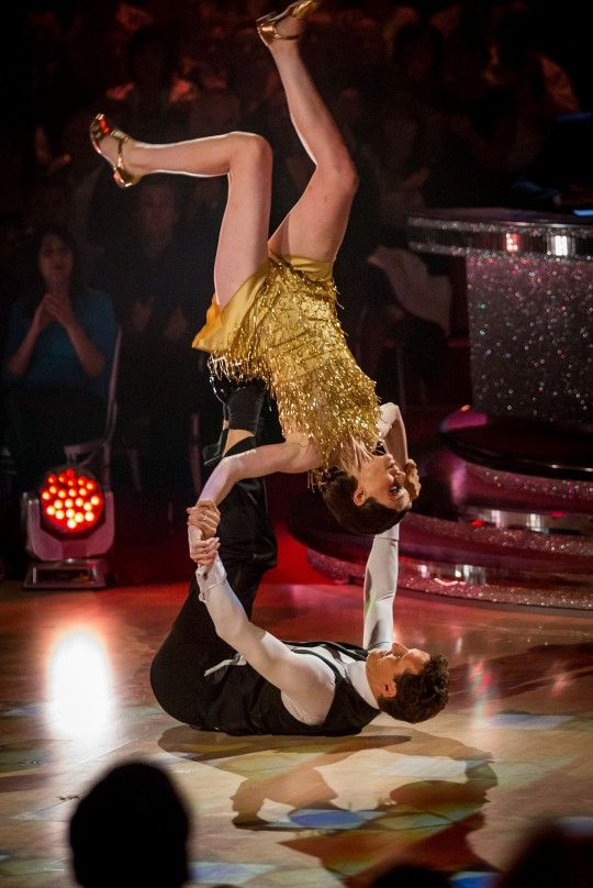 2013 WEEK 2  -  Sophie and Brendan - Charleston to 'Rock it to Me' by Caravan Palace Score - 36pts