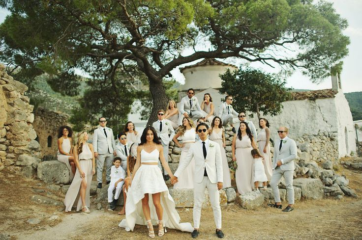 A Boho wedding in Porto Germeno | Greece Mykonos Santorini Athens Wedding Photographer