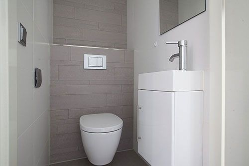 modern toilet toilets pinterest toiletten modern. Black Bedroom Furniture Sets. Home Design Ideas