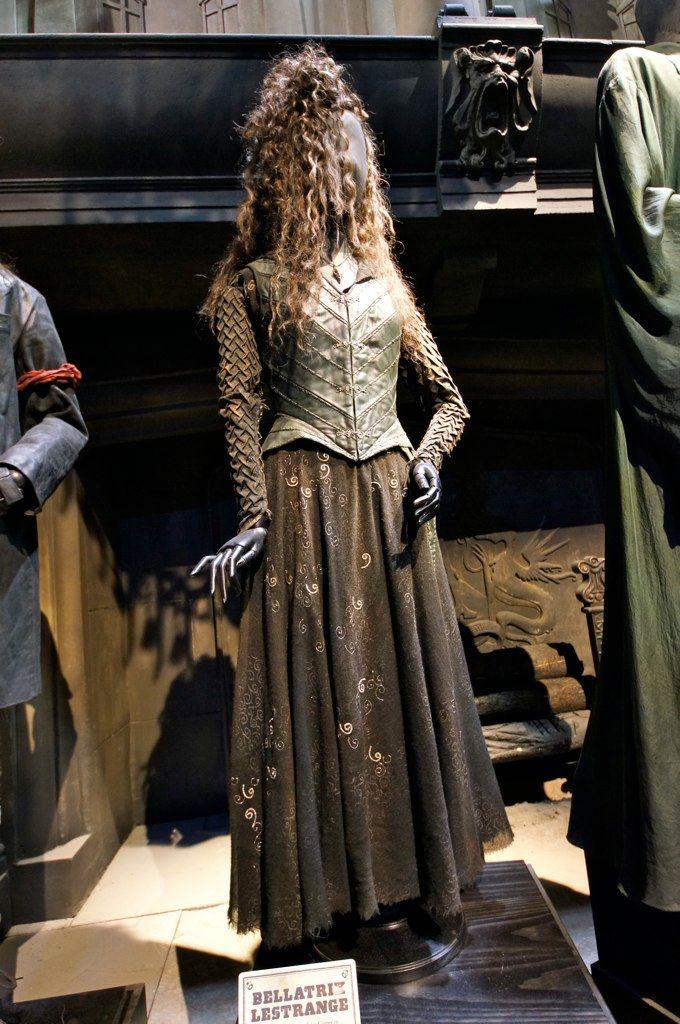 Bellatrix Lestrange costume | Flickr - Photo Sharing!