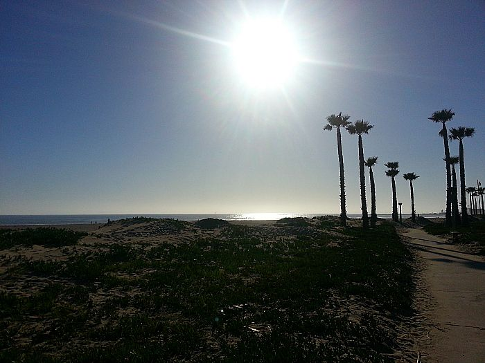 Port Hueneme Beach Park - Ventura County, California