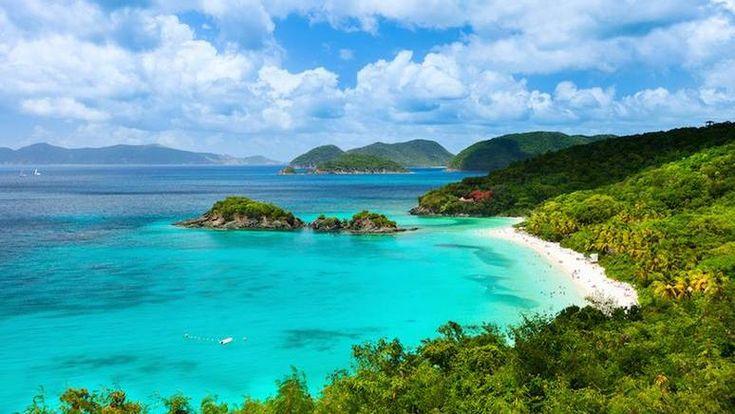 Les Îles Vierges américaines vous donnent 300$ pour voyager chez eux! #ilesvierges