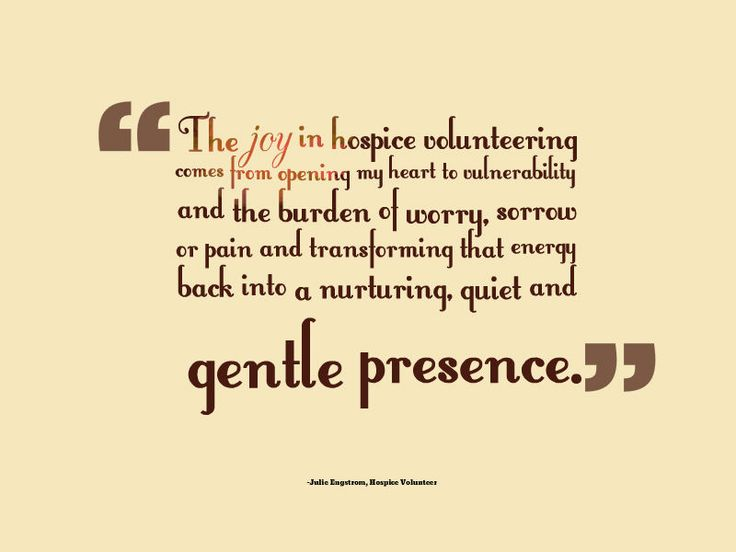Volunteering Quotes 40 Best Hospice Volunteer Quotes Images On Pinterest  Hospice .