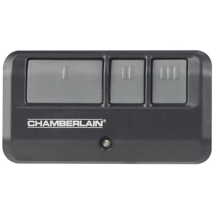 Chamberlain Garage System Remote