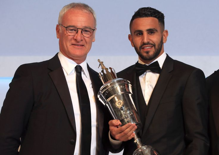 Mahrez won PFA Player of the Year and Leicester want him to stay at the King Power