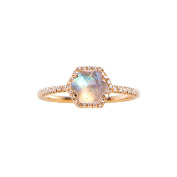 Luna Skye by Samantha Conn diamond ring