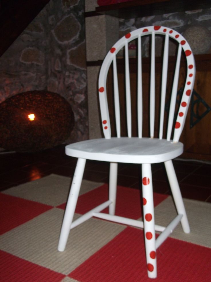 Cadeira anelada!