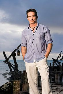 an essential part of what makes Survivor a great show --it's host Jeff Probst
